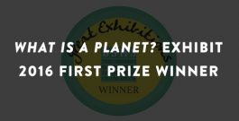 What is a Planet wins first prize in Great Exhibits competition