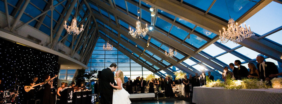 Host your next private event at the Adler Planetarium!