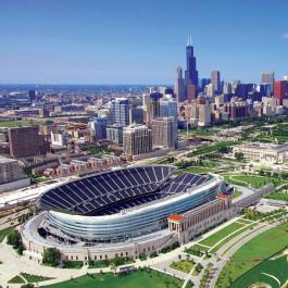 Soldier Field in Chicago