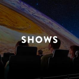 Sky Shows at the Adler Planetarium