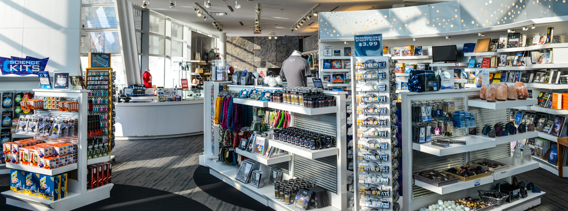 The Adler Planetarium Store