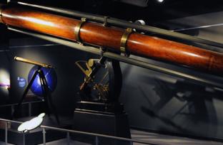 The Adler's 'Telescopes' Exhibition