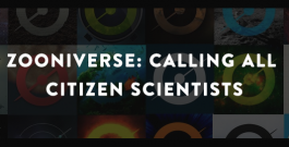 Zooniverse Call for Citizen Scientists