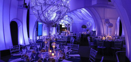 Host your next special event in the Adler Planetarium's Clark Family Welcome Gallery!